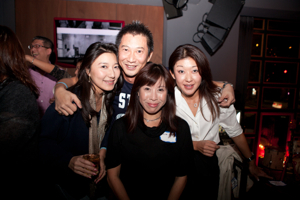 Students from other International Schools attended the party as well.
